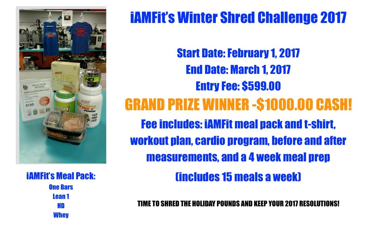 iamfit winter shred challenge.JPG iAMFit Winter Shred Challenge